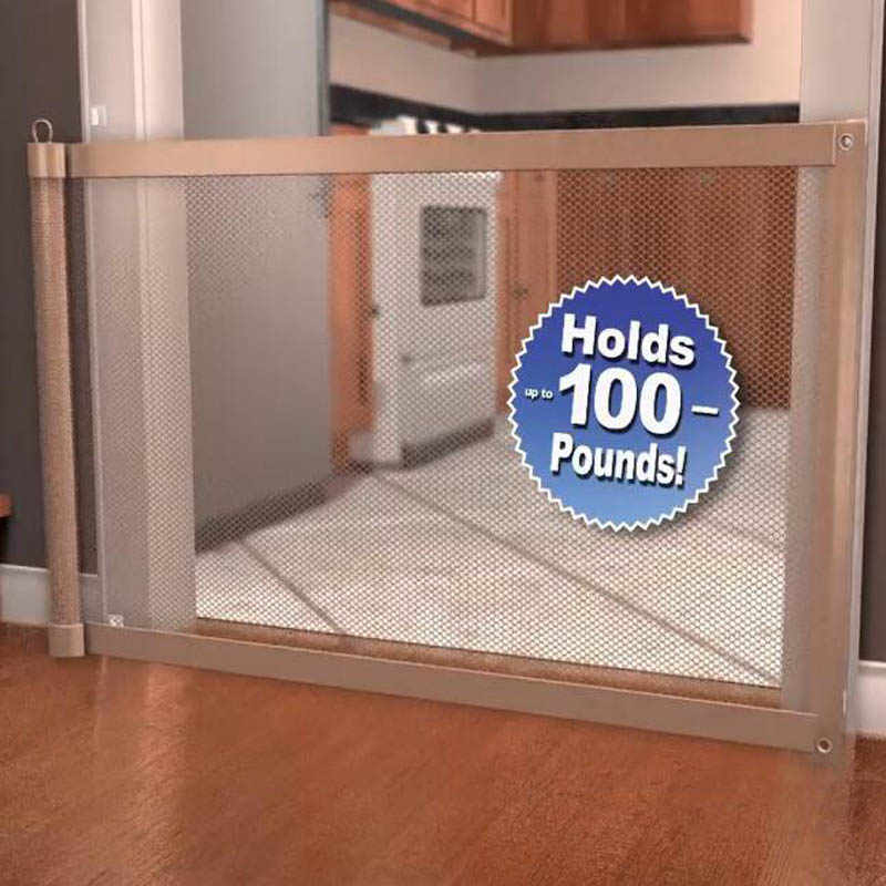 Pipifren Magic Gate Dog Gate Fence For Pets Gate Cage Dog Playpen Safety Enclosure Barriere Pour Chien Reja Perro