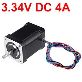Uxcell Hot Selling 1PCS 42HS6315A4 Nema 17 2 Phase Hybrid Stepper Motor Bipolar 75N.cm 63mm Body 4A 4 lead for 3D Printer CNC