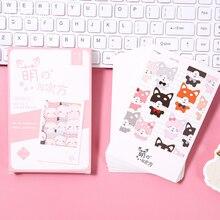 лучшая цена 30 Pcs/lot Cute N-th Power Postcard Greeting Card creative  Birthday Christmas and New Year DIY gifts Card