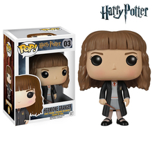 Funko Pop movies Harry Potter and Hermione Action Figure Toy Doll(China (Mainland))