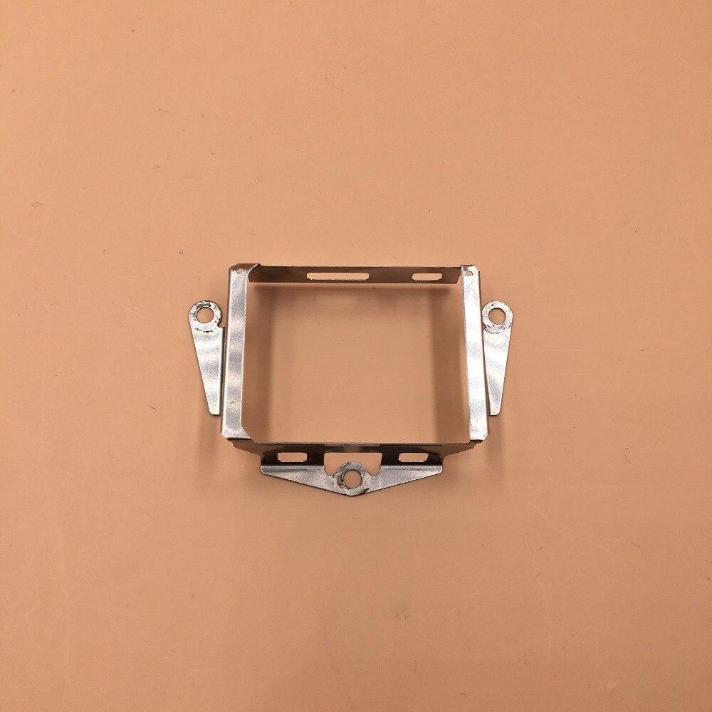 Para Epson máquina DX5 F186000 189000 boquilla proteger el soporte generaciones de la cabeza marco accidente para Epson DX7 cabezal de hierro
