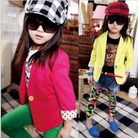 Girls Jacket Cardigan 2016 Spring Autumn Kids Girl Cardigan Jacket Coat High Quality Toddler Cardigan Outerwear