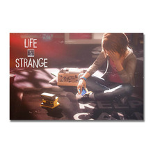 Art Silk Or Canvas Print Life is strange Hot Game Poster 13×20 inch For Room Decor Decoration-009