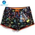 GAILANG Brand Woman Beachwear Board <font><b>Shorts</b></font> Boxer Trunks Active Bermudas Women Swimwear Swimsuits Quick Dry <font><b>Short</b></font> Bottoms Casual