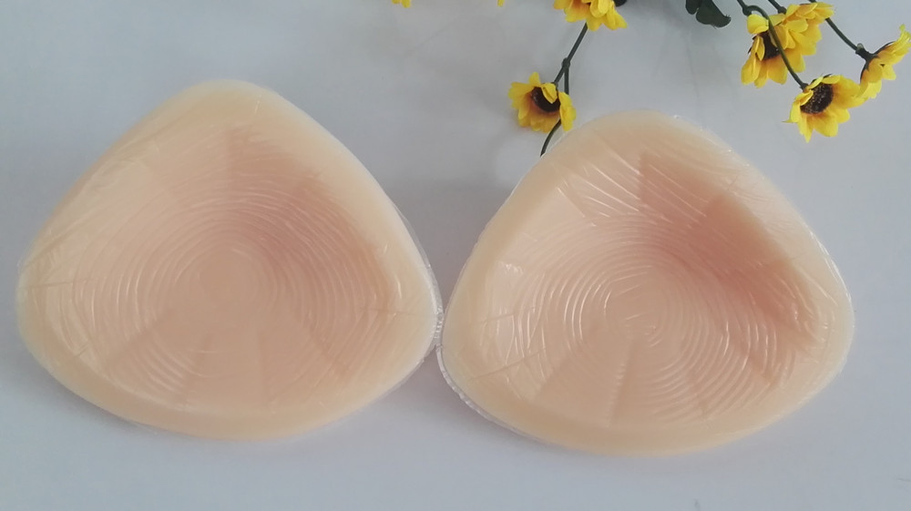 ФОТО 800g/pair Silicone Breast Forms Mastectomy Artificial Silicone Fake Breast For Crossdressers And Transvestites Big Sexy Boobs