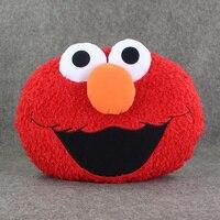 Nova Chegada Sesame Street Elmo Boneca de Pelúcia Almofada Travesseiro Boneca De Pelúcia Macia de Brinquedo Grande Presente Para As Crianças de Varejo