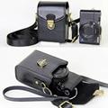 Hard skin Shoulder bag PU Leather Camera case For Canon PowerShot G9X G7X G7X Mark II S120 SX600 IXUS 275 G16 SX720 SX710 SX700