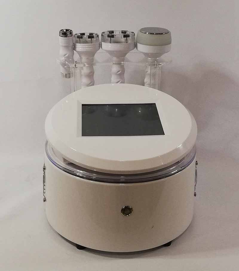 Vuoto Cavitazione macchina di bellezza, RF riduzione del grasso attrezzature per saloni di bellezza, dimagrimento apparecchiatura di bellezza