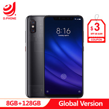 Original Global Version Xiaomi MI 8 Pro 8GB 128GB 6.21