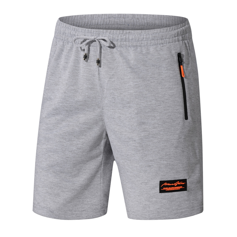 men's leisure sports, 5, big pants, tide, summer, 7 points, middle pants, loose speed, dry summer.