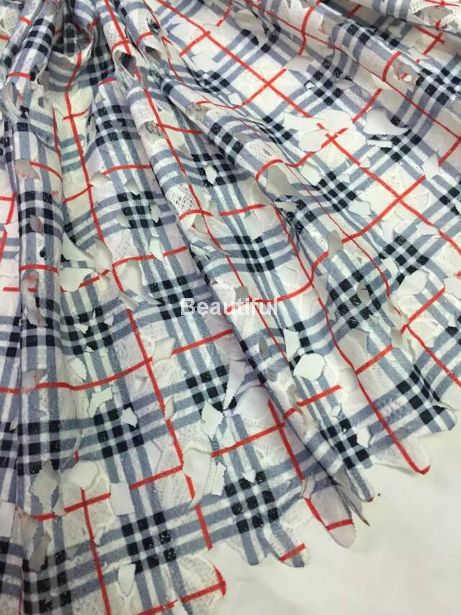 Online get cheap plaid flannel fabric for Flannel fabric
