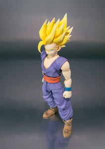 Image 3 - PrettyAngel   Genuine Bandai Tamashii Nationen S.H.Figuarts Super Saiyan Sohn Gohan Action figur
