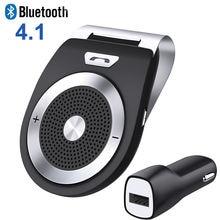 Bluetooth гарнитура для авто громкой связи Шум аннулирования