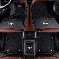 Заказ автомобиля коврик для HONDA Accord подходит для Civic CR V1 UR V XR V CRZ INSPIRE Crosstour Odyssey JADE автомобильный коврик для ног автомобильные аксессуары