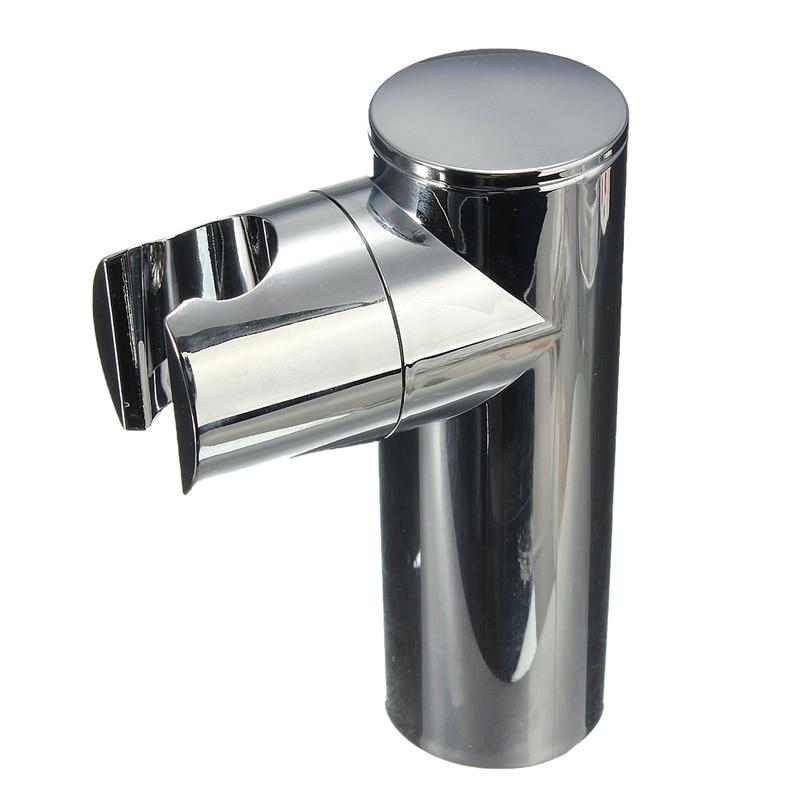 Wall Mounted Hand Hose Bathroom Shower Head Holder Adjustable Attachable  Chrome Bracket Bathroom 25mm. Faucet Hose Attachment Promotion Shop for Promotional Faucet Hose