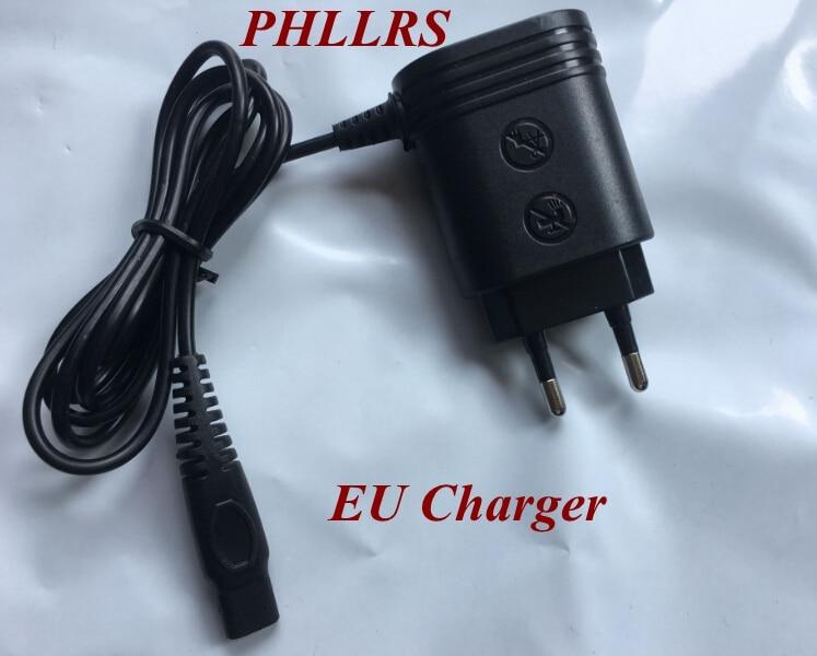 PHILIPS HQ7300 SHAVER RASOIO 3 PIN caricabatteria Power Lead