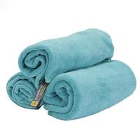 75*150cm Bath Towel Microfiber Anti bacterial Strong Absorption Quick Dry Towel Sport Travel Swimming Beach Towel TB 5203
