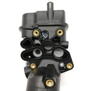 Масляный фильтр Корпус в сборе для A3 8P VW Passat 3C Golf V Jetta 1K 2,0 FSI 06D115397K 06D115397D 06D115397G автомобильные аксессуары