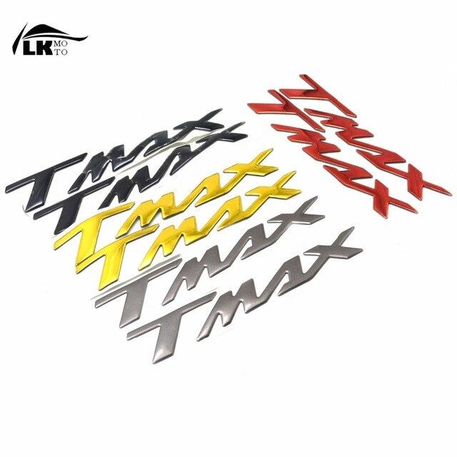 Motorrad Emblem Abzeichen Aufkleber Tank Rad Logo TMAX Fur Yamaha Tmax530 500