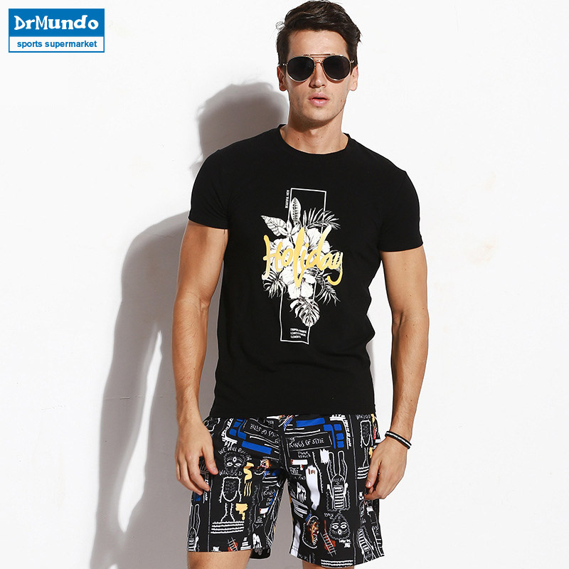 Boardshorts men swimwear sweat beach surfing Qucik Dry gym sports - Sportswear and Accessories - Photo 3