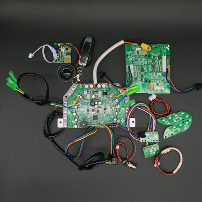 Hoverboard Scooter Motherboard w/ Bluetooth Module Speaker Controller for 6.5 8 10 2 Wheels Self Balance Skateboard Hover Board
