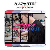 Tested 5 1920x1080 Display For HTC ONE M8 LCD Touch Screen LCD For HTC ONE M8