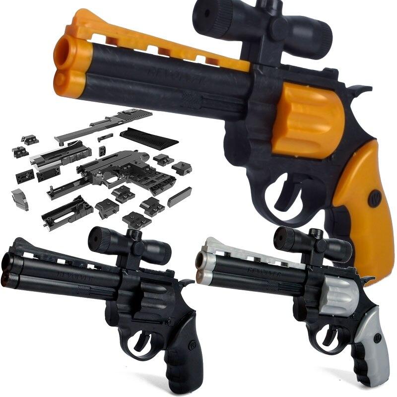 Águila de Oro Pistola Pistola de Juguete con efectos de luz sonido y la vibración para niños
