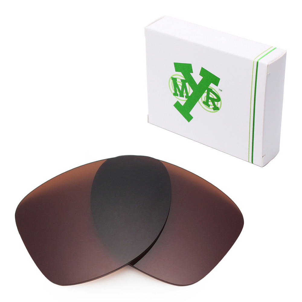 23a43b6d43 Mryok POLARIZED Replacement Lenses for Oakley Dispatch 2 Sunglasses Bronze  Brown