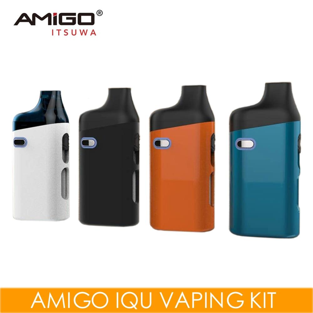 Originele AMIGO IQU Vape Mod 1000 mAh Elektronische Sigaret Vape Pen - Elektronische sigaretten