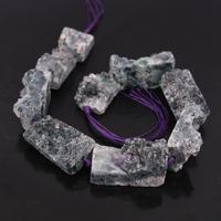 15.5/Strand Large Size Raw Amethysts Geode Quartz Drusy Rectangle Nugget Beads,Gems Crystal Druzy Slab Slice Pendants Jewelry
