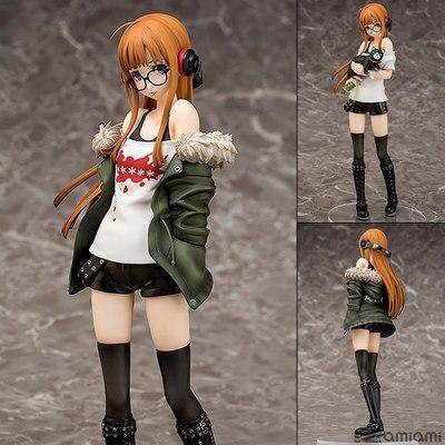 21 cm Persona 5 Futaba Sakura action figure PVC spielzeug sammlung puppe anime cartoon modell