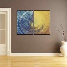Haochu galaxy постер для гостиной домашний декор с принтом простая