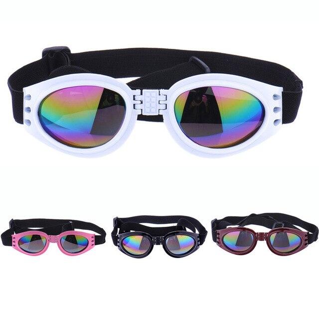 Occhiali da sole dell'animale domestico di modo Occhiali da sole freddi del gatto di protezione dell'occhio, piccoli occhiali da vista Colore casuale