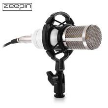 ZEEPIN BM-800 Professional Condenser Microphone Studio Broadcasting Recording BM800 Mikrofon Cardioid Voice Recording