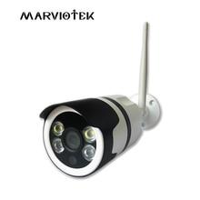 MARVIOTEK IP Camera WiFi P2P Waterproof Indoor Outdoor IR-Cut 1080P Surveillance Camera CCTV Security Network Monitor Audio