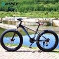 26 polegada 21 velocidade da liga de alumínio da bicicleta velocidade 7 fatbike bici da bicicleta homens de bicicleta mountain bike bmx marca unisex bikes corsa