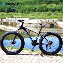 26 pulgadas 21 velocidad Aleación de Aluminio de la Bicicleta de Velocidad 7 Fatbike Hombres Bicicleta Bicicleta Bicicleta de Montaña BMX Marca Unisex Bici da Corsa Bicicletas