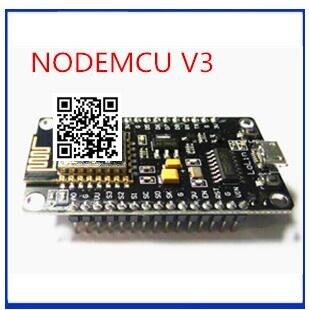 1 шт. беспроводной модуль NodeMcu Lua WIFI V3 ch340 CH340G плата для развития интернет-вещей ESP8266 esp-12e