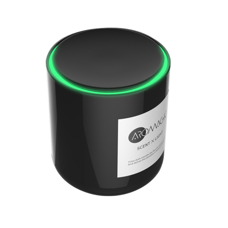 Home Electric Fragrant Machine Mini Portable USB 7 Colors LED Night Light Scent Unit Aroma Diffuser Air Purifier in Air Purifiers from Home Appliances