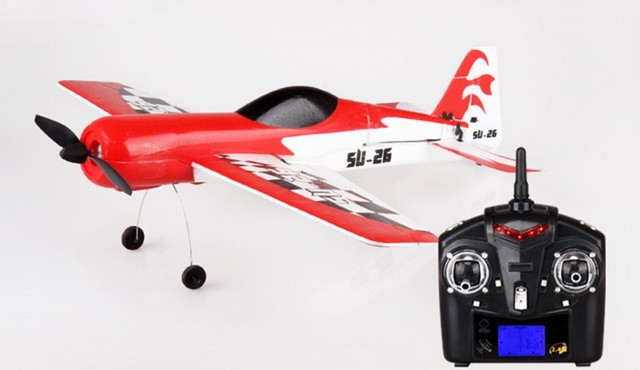 Wltoys F939 Upgraded Version RC Plane 2.4G 4CH EPS