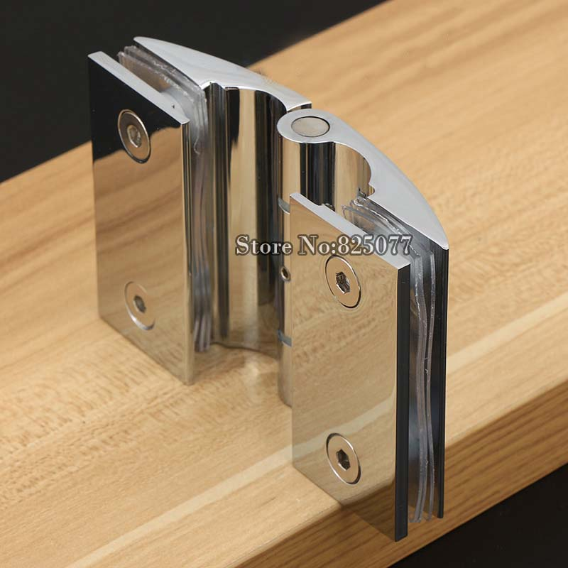 1 PCS Glass to Glass Offset Hinge for 8-12mm 3/8