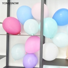 20pcs 5 inch Small Pearl Latex Balloons DIY Craft Birthday Wedding Decoration Round Air Ballons Baby Shower Party Supplies