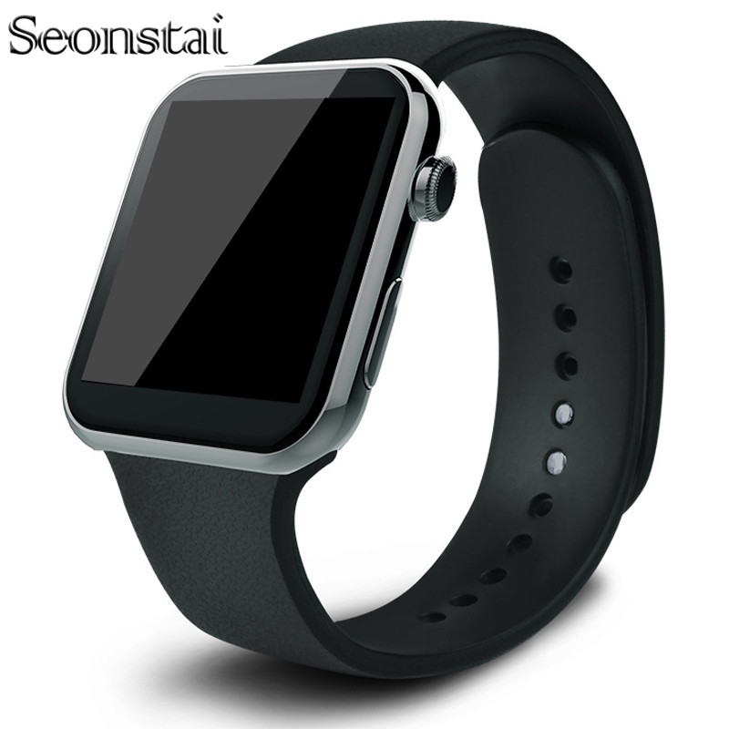ФОТО 2016 New Smartwatch A9 Bluetooth Smart Watch for Apple iPhone & Samsung Android Phone Relogio Inteligente Reloj Smartphone Watch