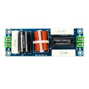Image 5 - GHXAMP 100W hoparlör orta kademe Crossover 1 yollu bölünmüş tasarım 4 8 inç bağımsız Mid (yapabilirsiniz üç yönlü Crossover) 18db/oct 2 adet