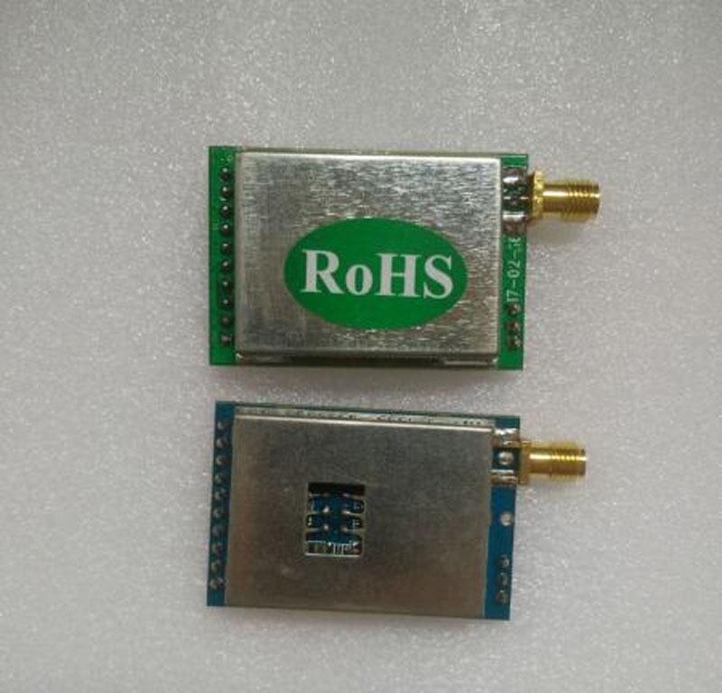 Long Distance 2.4G 1W Transceiver TX6722 Launch Module & RX6788 Receiver Module Wireless Audio Video AV Transmission FPV