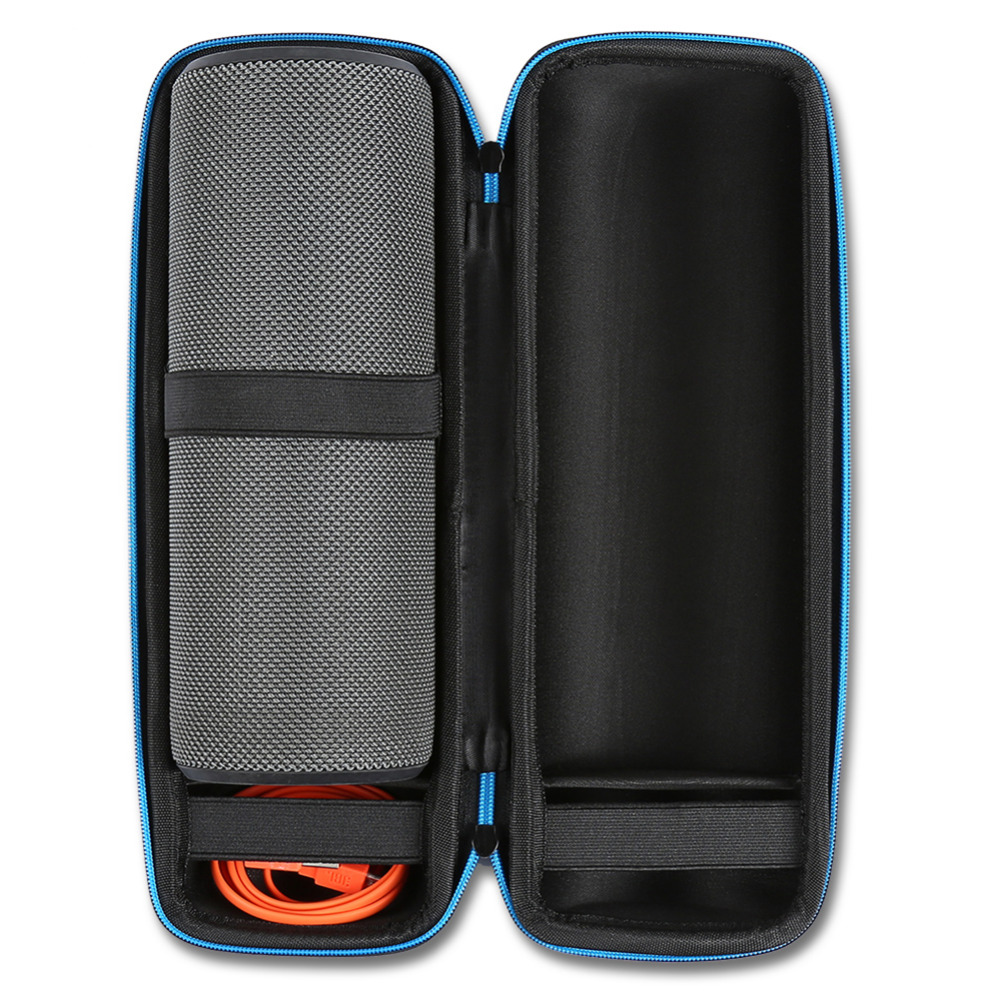 Travel Carry Protection Cases For UE Megaboom Wireless Bluetooth Speaker Portable Sleeve Protective Cover Case Pouch Zipper Bag