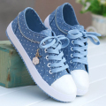 Women Casual Shoes Flat Canvas Shoes Female Comfortable Breathable Shoe Women Flat Chaussure Femme Soft Fashion sapato feminino