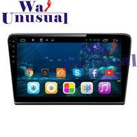 Wanusual 10.2 дюймов 4 ядра 16 г Android 6.0 Автомобильный Мультимедийный Плеер для VW Bora 2013 2014 2015 2016 2017 с GPS BT 3G WI FI Карты