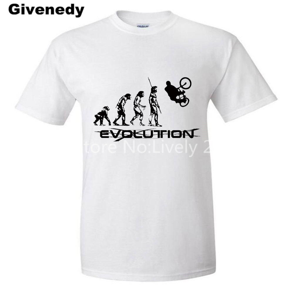 Design your own t shirt zazzle - Bicycle Motocross Evolution Bmx Mens Womens Personalized T Shirt Cotton T Shirt China