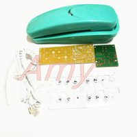 Free Shipping Bread Teaching Kit DIY Production Of Electronic Parts Telephone